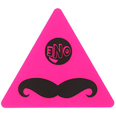Скребок Oneball Scraper - Mustache Triangle 6 Assorted