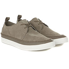 Кеды Clarks Kessell Craft Серые