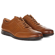 Кроссовки Clarks Vennor Vibe Tan Leаther