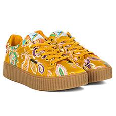 Кеды женские Pepe Jeans London Frida Orient Rugby Yellow