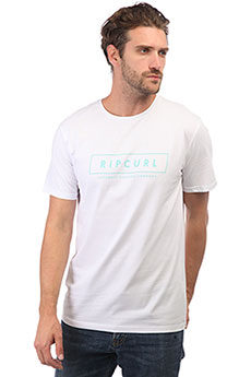 Футболка Rip Curl Undertow Logo Optical White