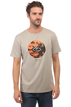 Футболка Rip Curl Tropic Sunset Flint Gray