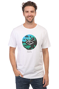 Футболка Rip Curl Tropic Sunset Optical White