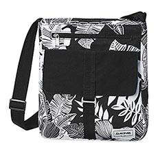 Сумка через плечо женская Dakine Lola 7 L Hibiscus Palm Canvas