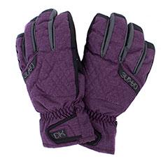 Перчатки сноубордические женские Dakine Camino Short Glove Mulberry