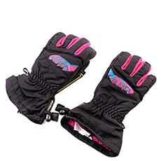 Перчатки сноубордические детские Dakine Avenger Jr. Glove Ribbon