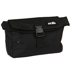 Сумка поясная Skills Phantom Messenger Bag Black