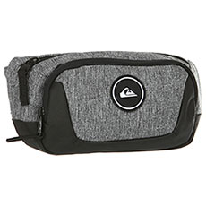 Сумка поясная Quiksilver Junglerii Light Grey Heather