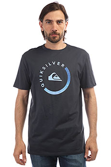 Футболка Quiksilver Slabsessionss Blue Nights