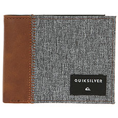 Кошелек Quiksilver Freshnessplus4 Light Grey Heather