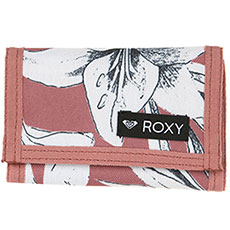 Кошелек женский Roxy Small Beach 2 Withered Rose Lily