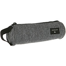 Пенал Quiksilver Pencilo Light Grey Heather