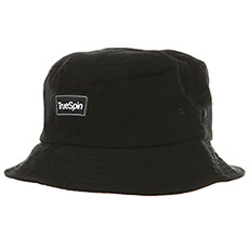 Панама TrueSpin Plain Buckets Black