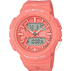 Электронные часы женские Casio G-Shock Baby-g bga-240bc-4a Pink