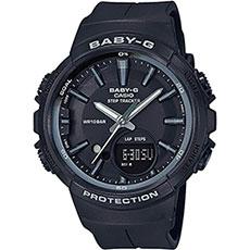Электронные часы женские Casio G-Shock Baby-g bgs-100sc-1a Black