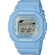 Электронные часы женские Casio G-Shock Baby-g blx-560-2e Light Blue