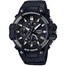 Электронные часы Casio Collection mcw-110h-1a Black