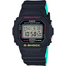 Электронные часы Casio G-Shock dw-5600cmb-1e Black