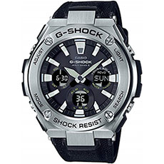 Электронные часы Casio G-Shock gst-w130c-1a Grey