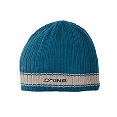 Шапка Dakine Ribbed Pinline Moroccan Blue
