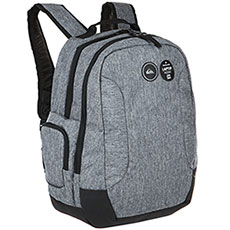 Рюкзак городской QUIKSILVER Schoolieii Light Grey Heather