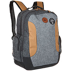 Рюкзак городской QUIKSILVER Schoolieii Rubber Heather