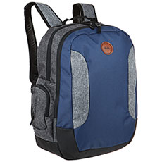 Рюкзак городской QUIKSILVER Schoolieii Medieval Blue Heather