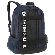 Рюкзак спортивный DC Bushings Black Iris