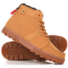 Ботинки зимние DC Shoes Woodland Boot Wheat/Black