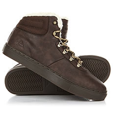 Кеды зимние QUIKSILVER Jax Ii Brown