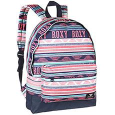 Рюкзак городской женский Roxy Sugar Baby Medieval Blue Boardw