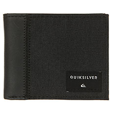 Кошелек QUIKSILVER Freshness plus 4 Black