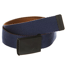 Ремень детский QUIKSILVER The Jam 3 youth Medieval Blue