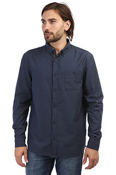 Рубашка QUIKSILVER Waterfallls Dark Denim