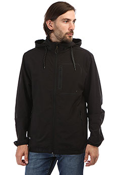 Ветровка QUIKSILVER Paddlejacket2 Black