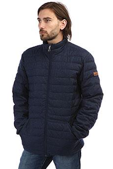 Куртка QUIKSILVER Scalywoolfz Medieval Blue Heathe
