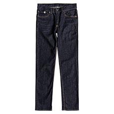 Детские  узкие джинсы DC SHOES Worker Indigo Rinse