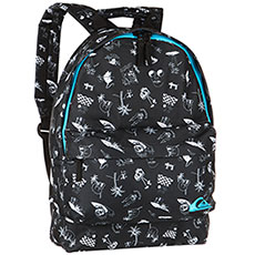 Рюкзак городской QUIKSILVER Small everyday po True Black