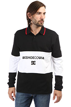 Поло DC Emerson Polo Black