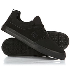 Кеды низкие DC Heathrow Vulc Black