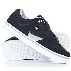 Кеды низкие DC Course 2 Navy/Blue/White
