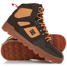 Ботинки высокие DC Pure Ht Wr Boot Chocolate Brown