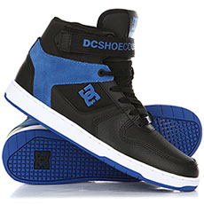 Кеды высокие DC Pensford Black/Blue/White