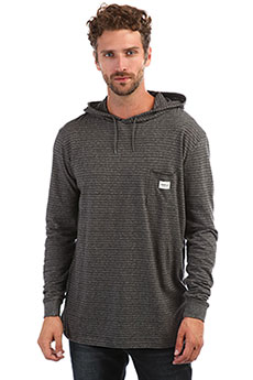 Лонгслив QUIKSILVER Zermethoodie Medium Grey Heather