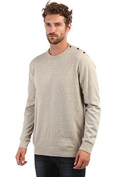 Джемпер QUIKSILVER Shdmarinsweater Oatmeal