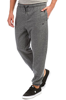 Штаны спортивные QUIKSILVER Shdeverydaypant Dark Grey Heather