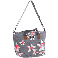 Сумка женская Roxy Good Things Charcoal Heather Flo