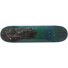 Дека для скейтборда Nord ЛЕС Green 31.75 x 8 (20.3 см)