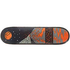 Дека для скейтборда Nord ВУЛКАН Orange 32 x 8.25 (21 см)