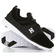 Кроссовки DC Heathrow Se Black/Battleship/Whi